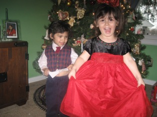 Bency & Iris Dec. 2008