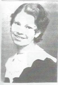 My Grandma Charlotte's Senior Picture