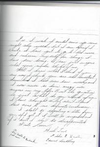 Page 2 of Love Letter