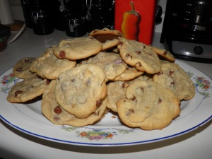 The Greatest Chocolate Chip Cookies Ever!