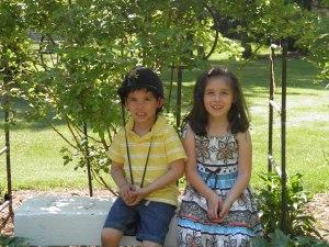 Iris & Bency summer 2012