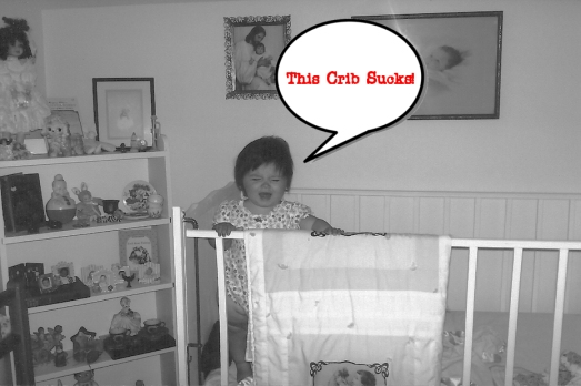 Iris crib